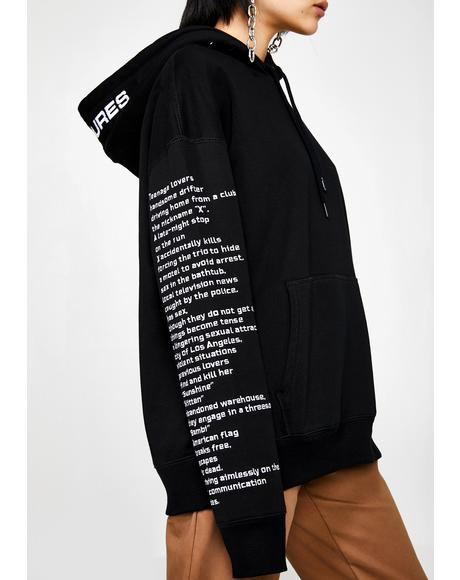 Teenage Lovers Hoodie
