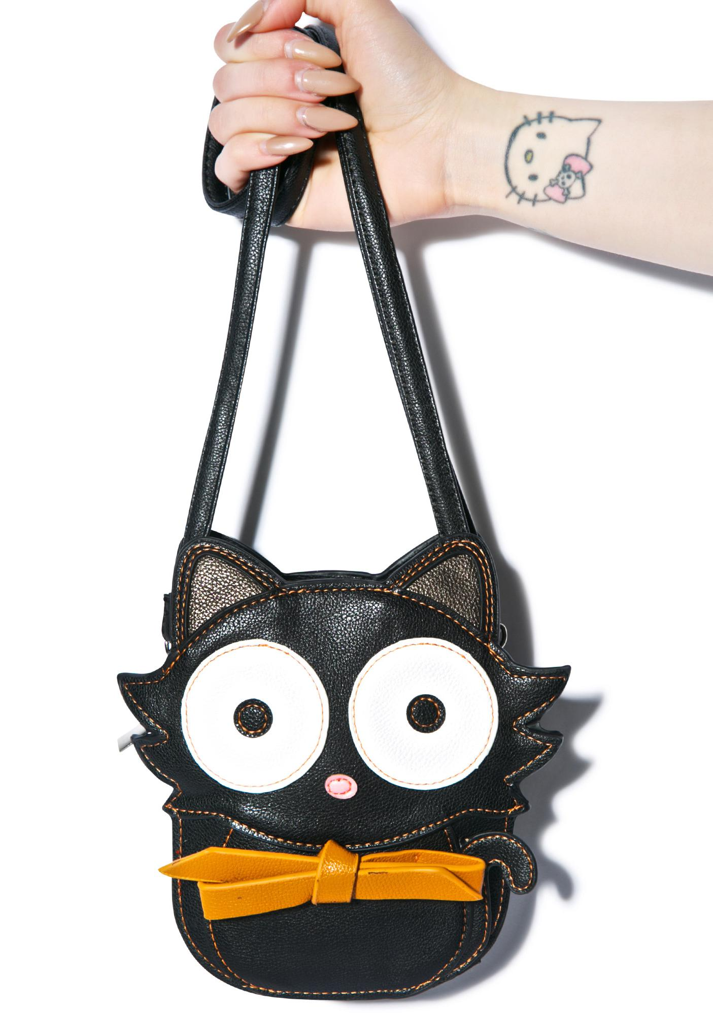 Curious Cat Bag