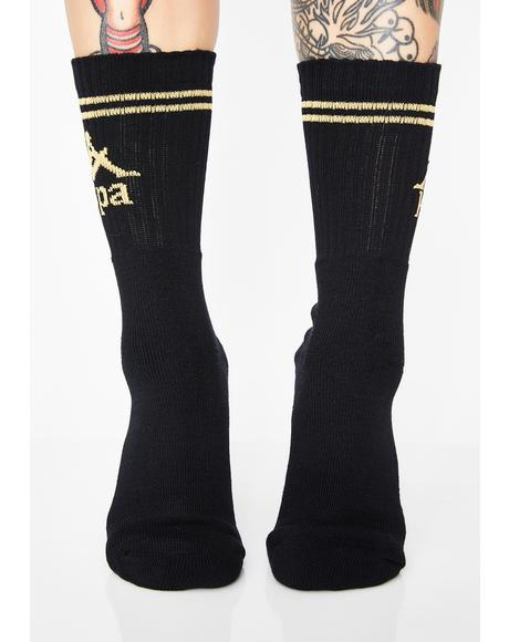 Onyx Authentic Aster Socks
