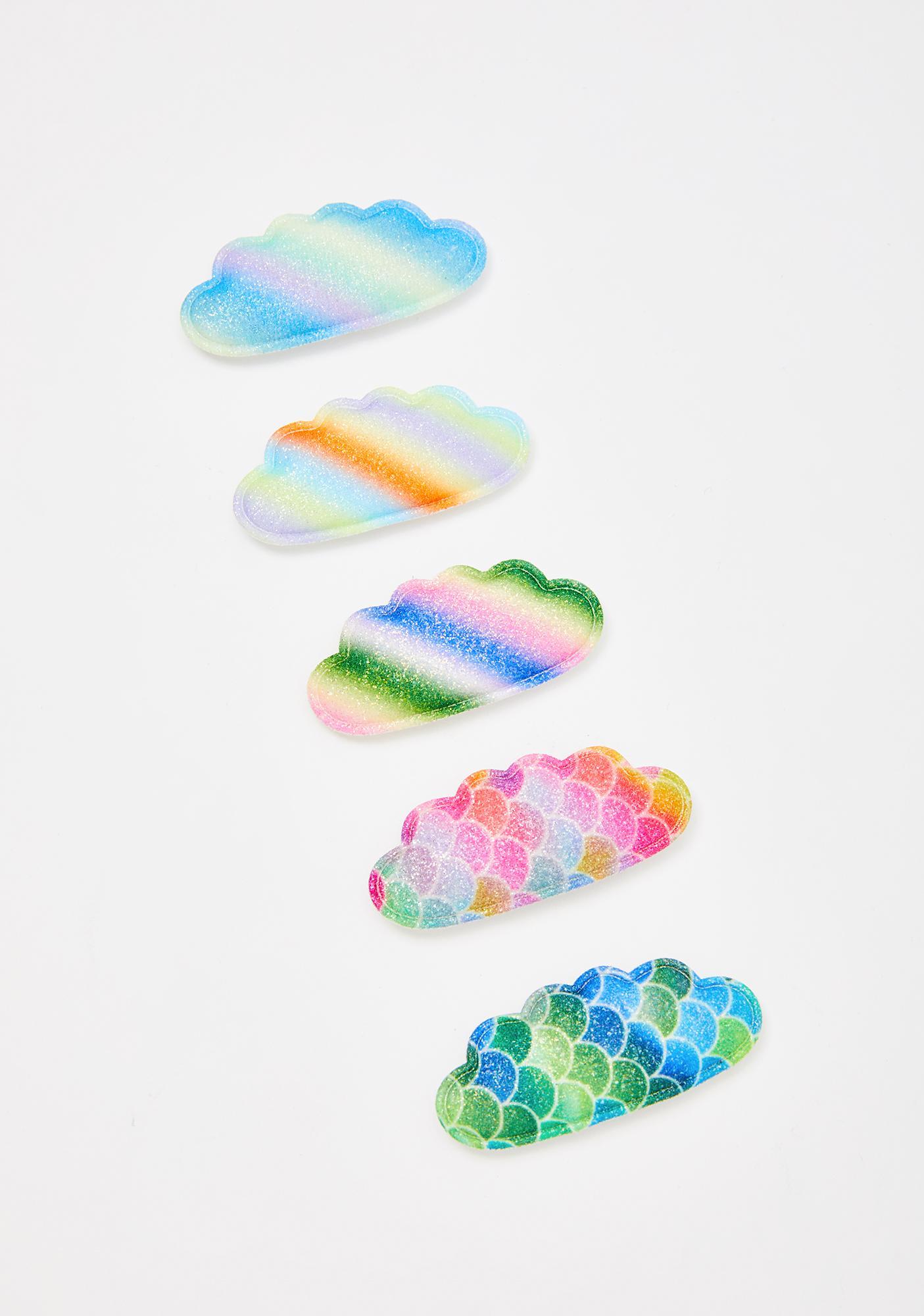 Clouded Cuties Clip Set
