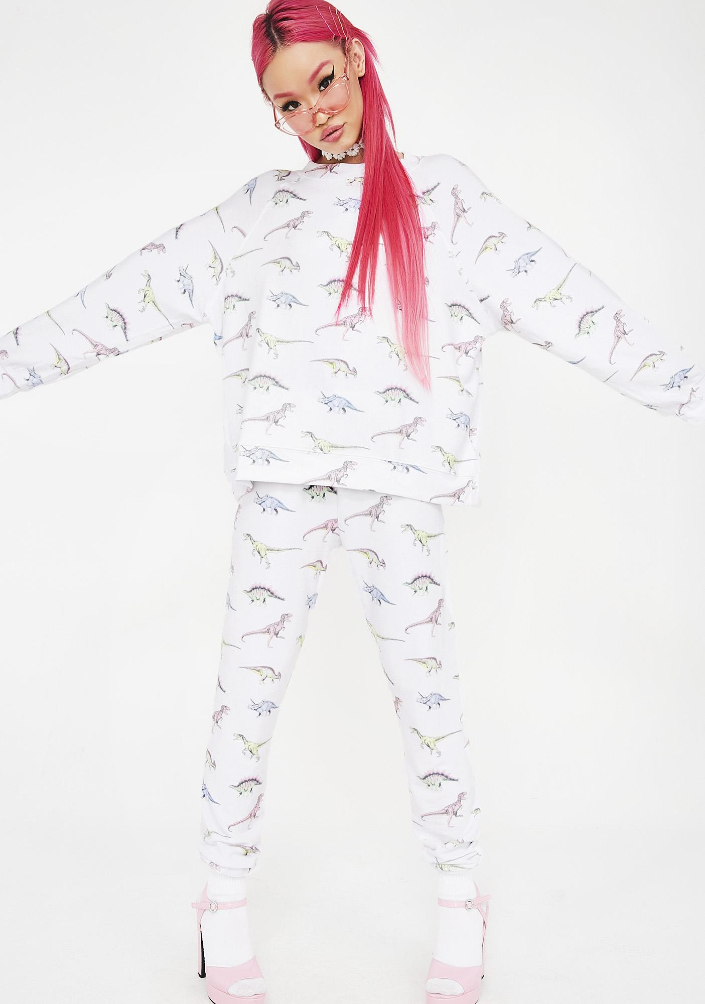 Wildfox Couture Dinos Sommers Sweater