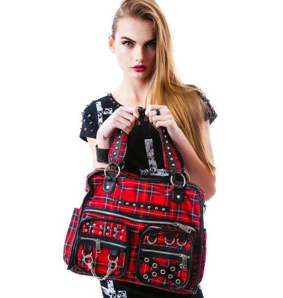 Highland Tartan Handbag
