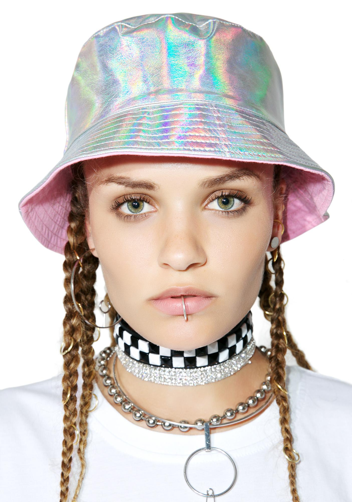 Cool Shit Explorer Bucket Hat