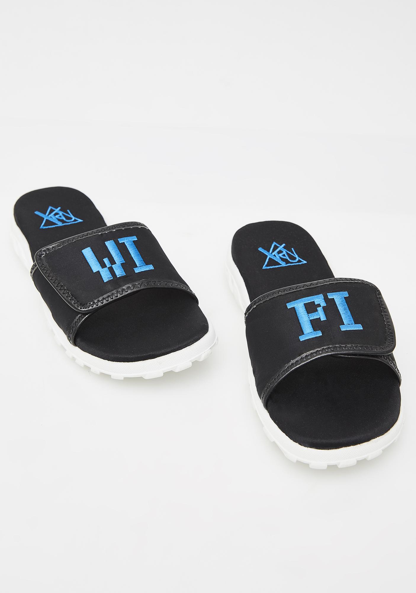 Y.R.U. Wifi Nile Slides