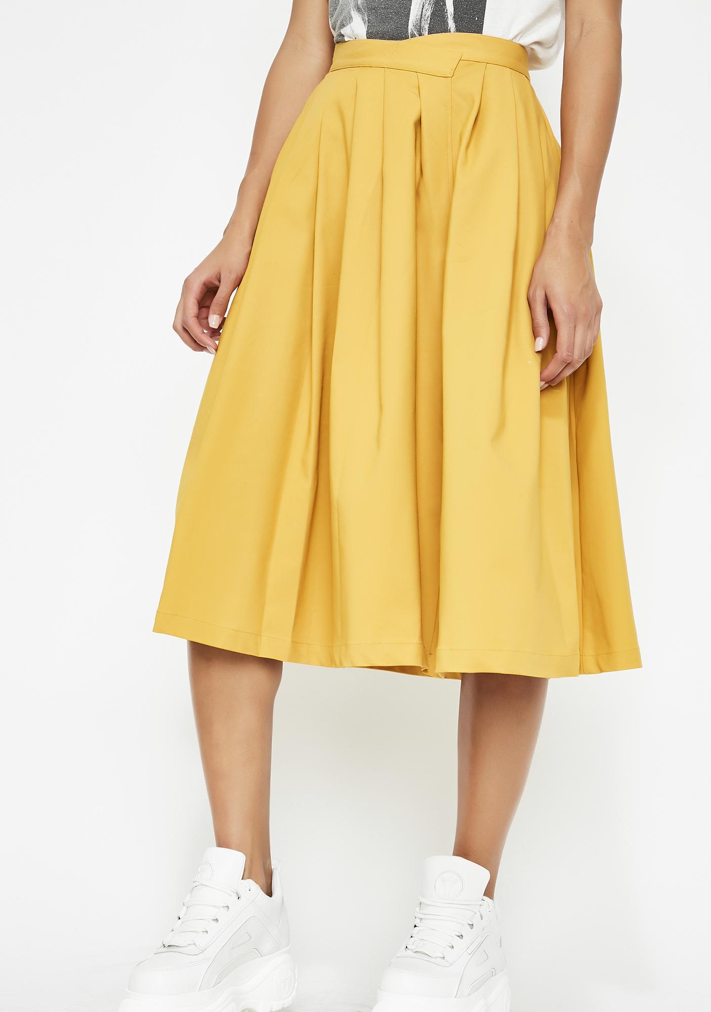 Spotlight Kid Pleated Skirt