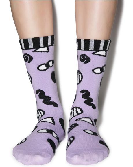 Eye Eye Socks