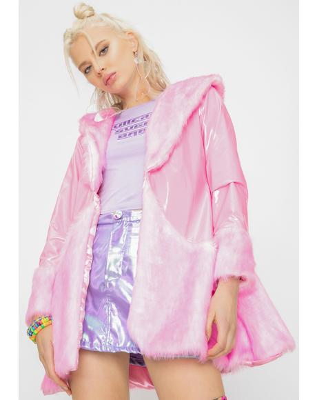 Princess Pop Vinyl Coat