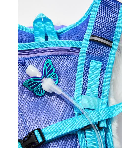 Dan-Pak Magical Unicorn Hydration Backpack