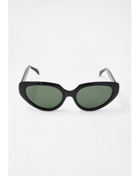Becall Cat Eye Sunnies