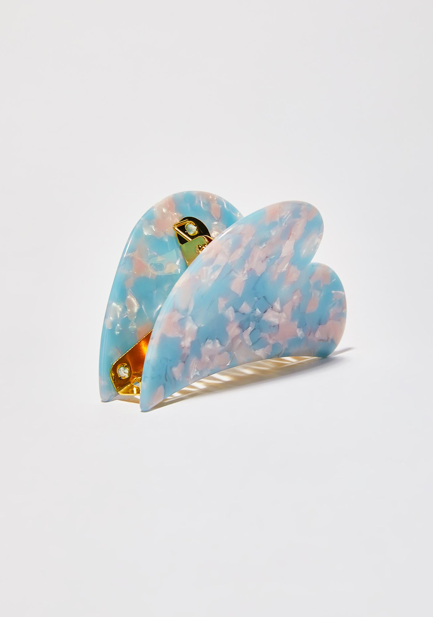 Head In The Clouds Hair Clip
