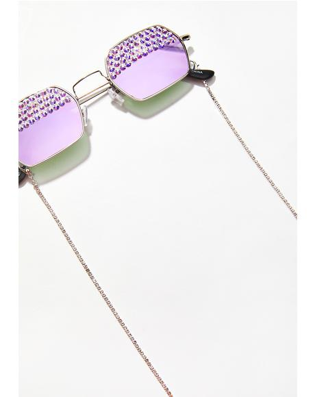 Keep Dazzling Glasses Strap