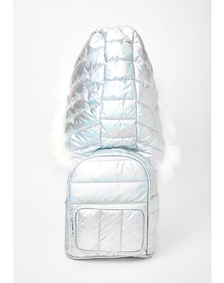 Aspen Extreme Hoodie Backpack