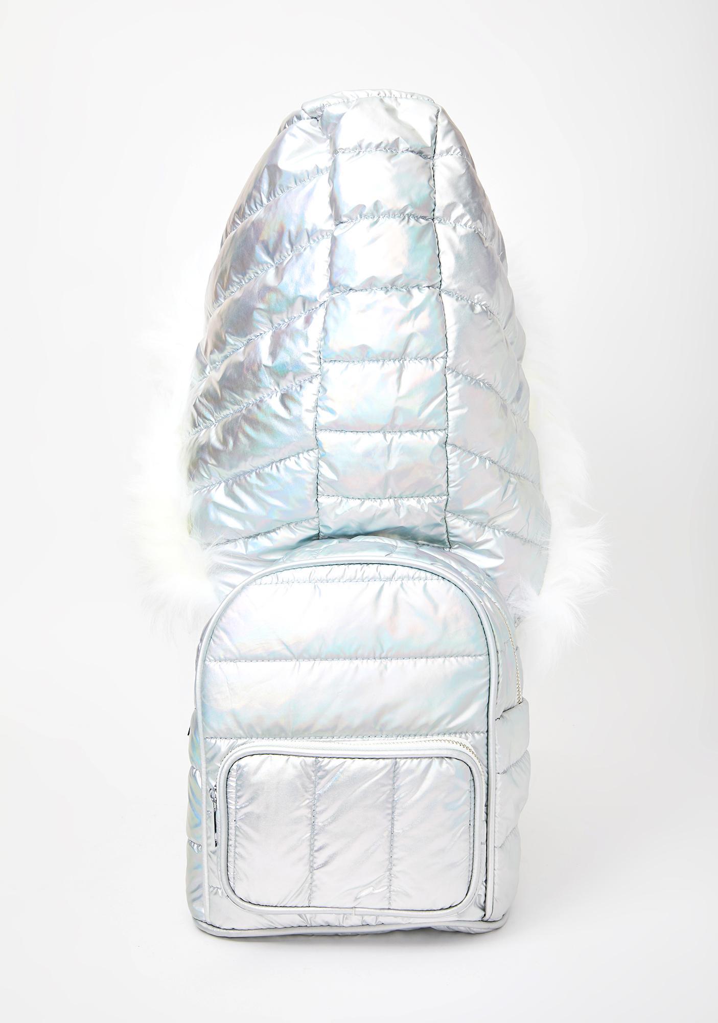 Club Exx Aspen Extreme Hoodie Backpack