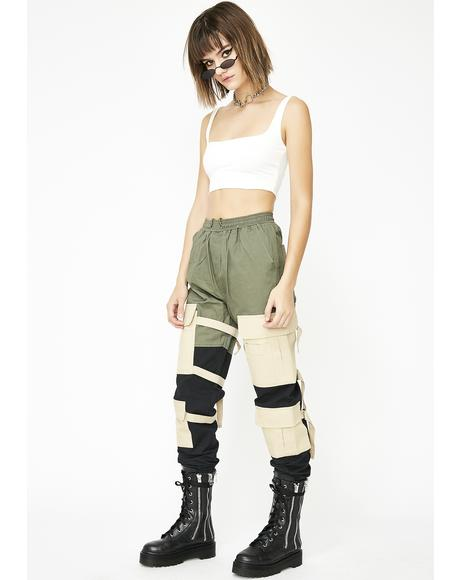 Triple Play Cargo Pants
