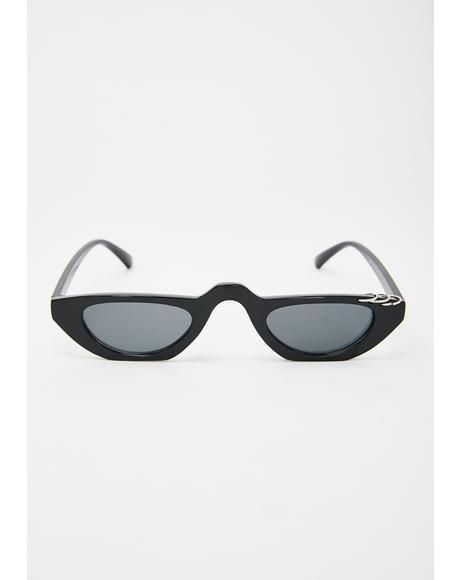 Infamous Archenemy Tiny Sunglasses