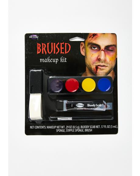 Bruised Bish Makeup Kit