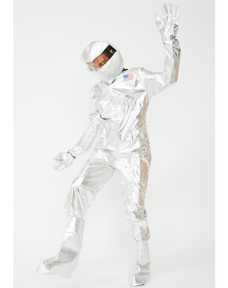 Imma Need Space Jumpsuit Set