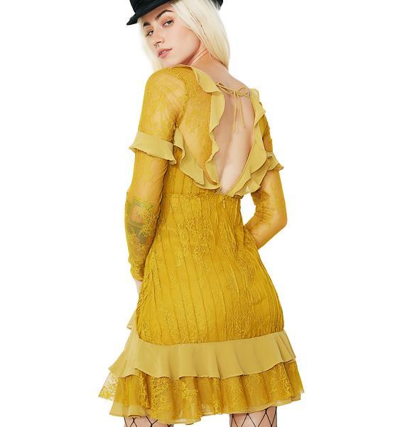 For Love & Lemons Daphne Lace Dress