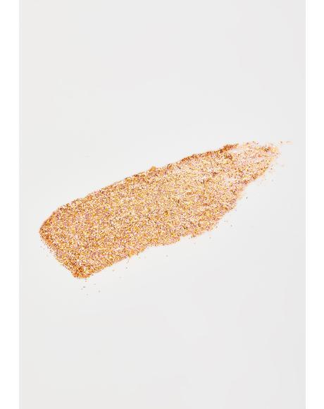Copper Glitter Lids Liquid Eyeshadow