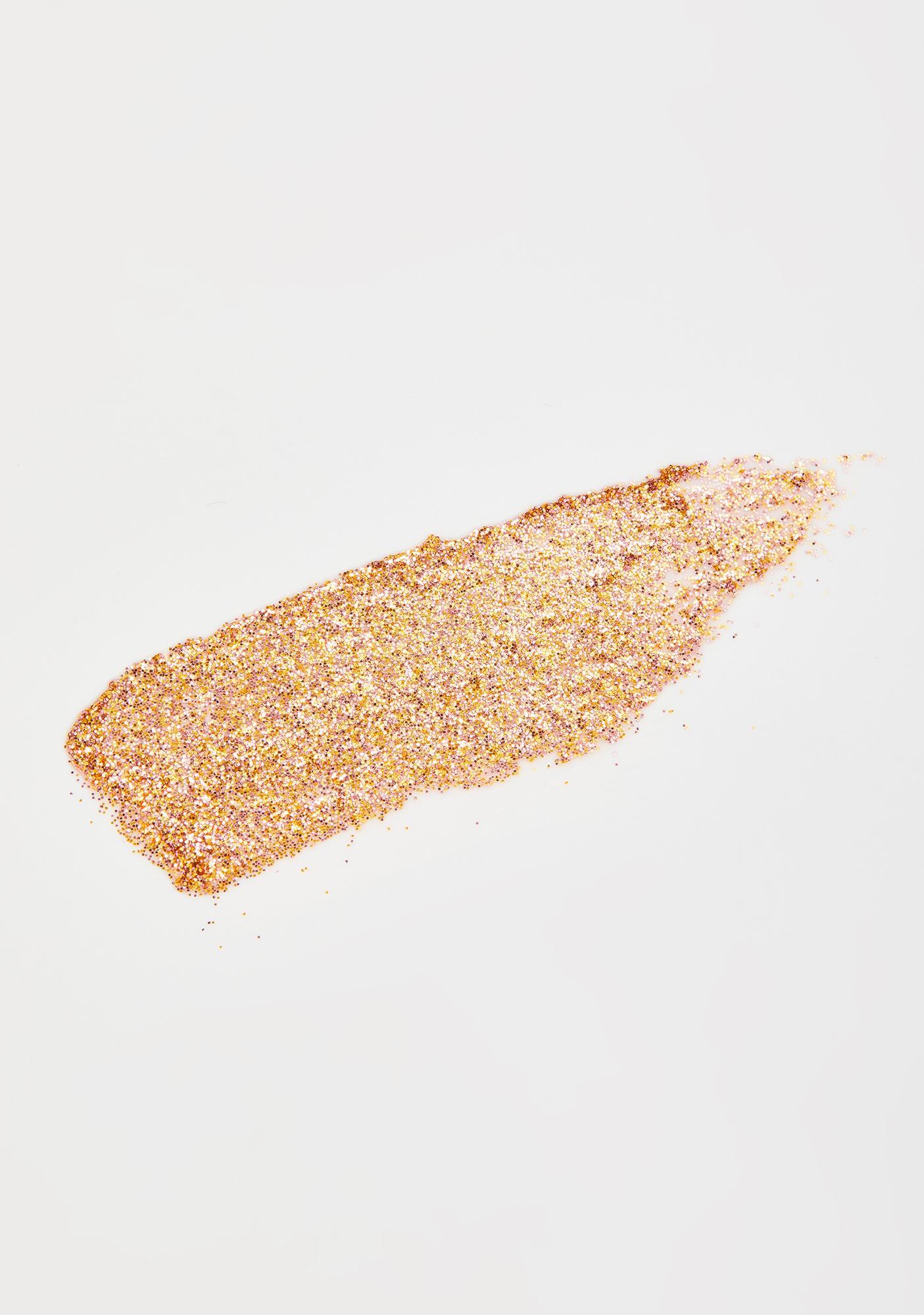 Shrine Copper Glitter Lids Liquid Eyeshadow