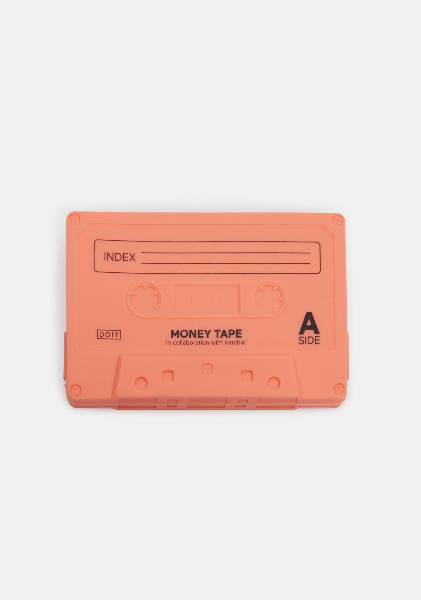 Sick Jams Cassette Mix Tape Wallet