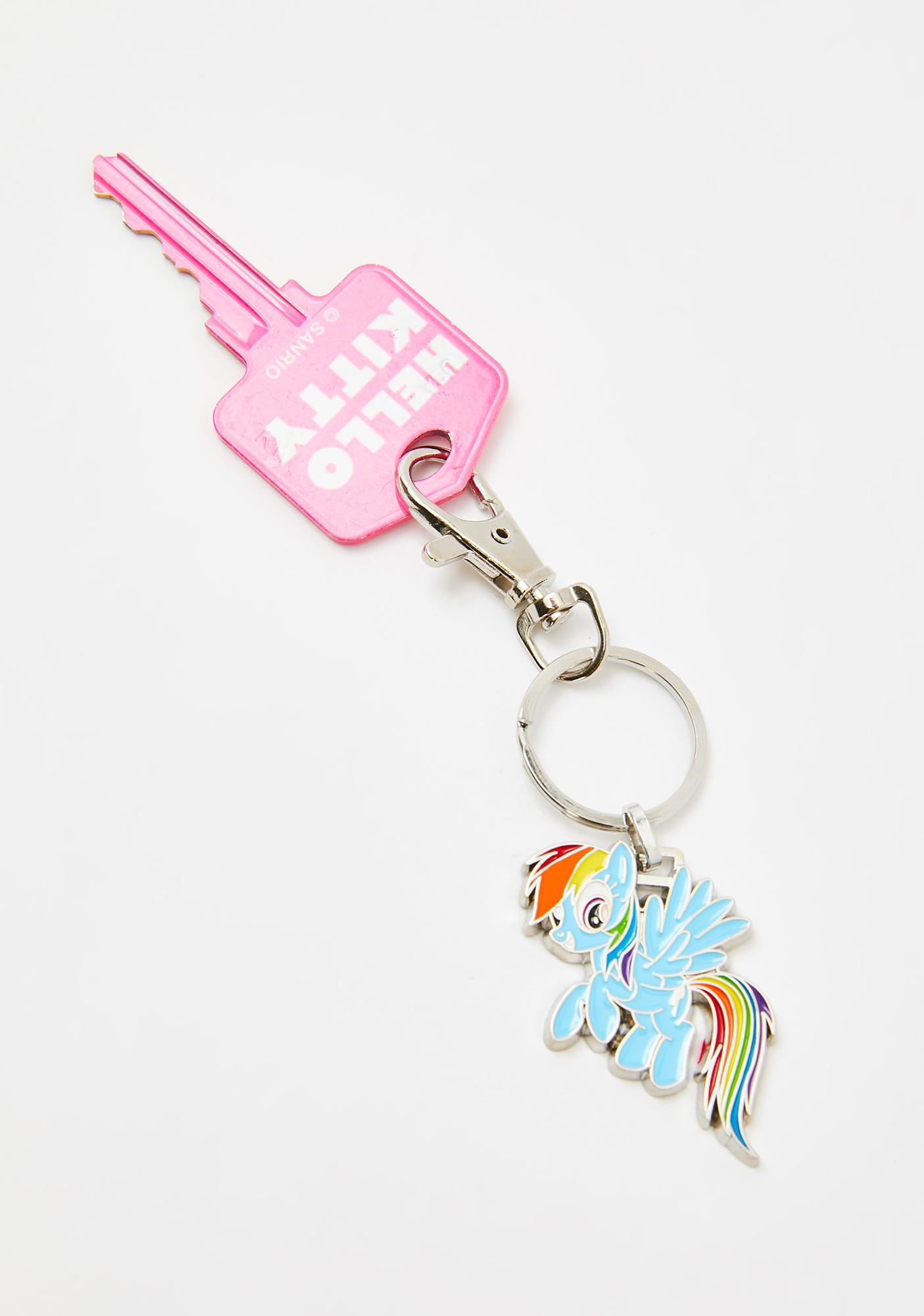 Friendship Is Magic Keychain
