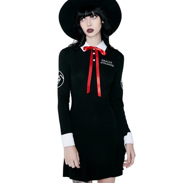 Killstar Ghostwood I'm Strange Dress