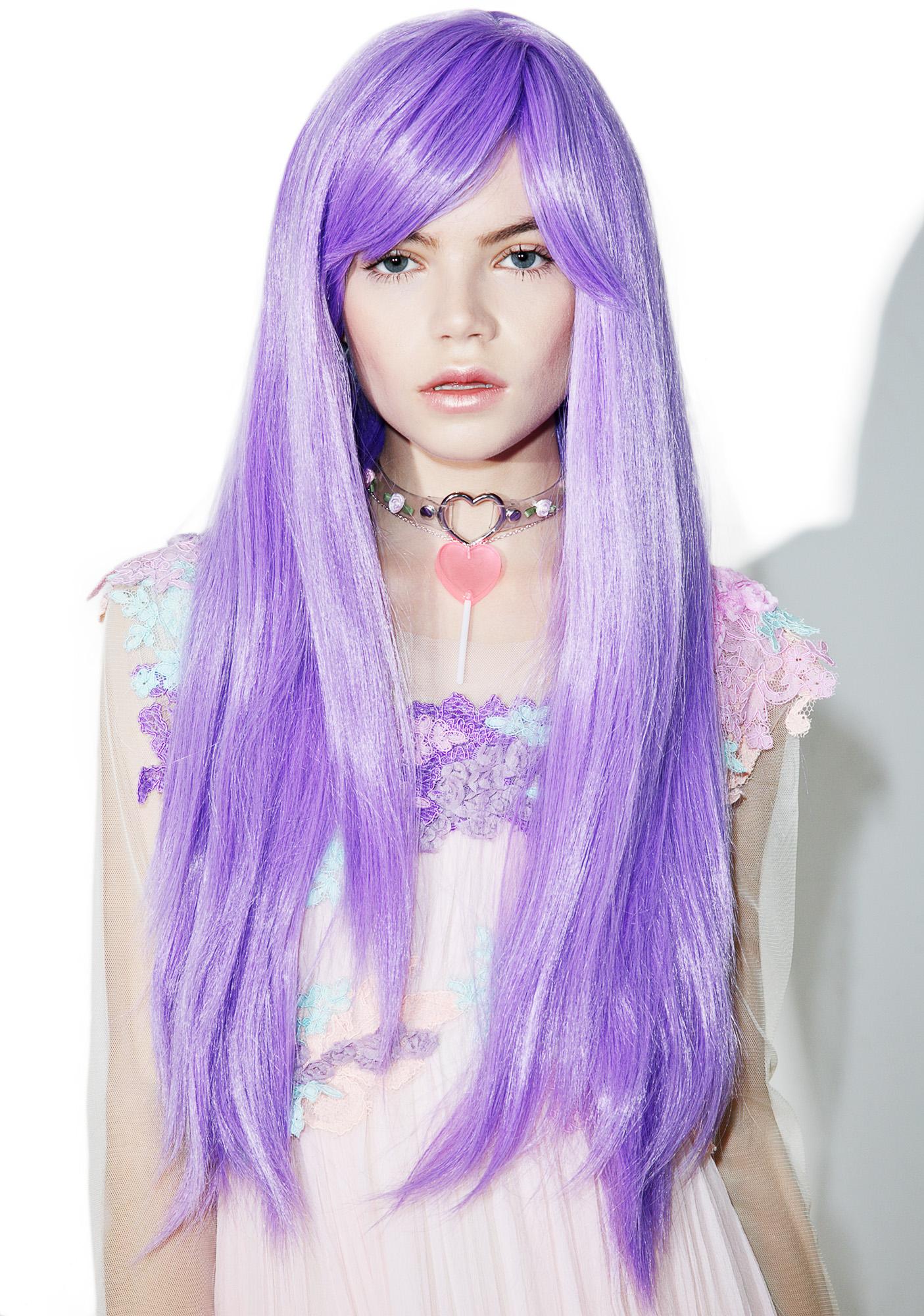 Rockstar Wigs Lavender Fields Wig