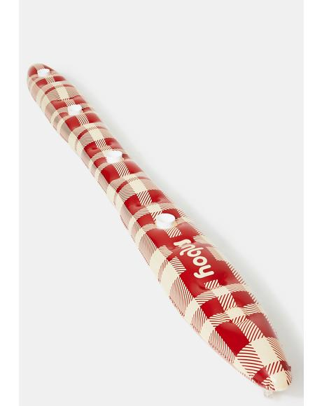 Plaid Shotski Float
