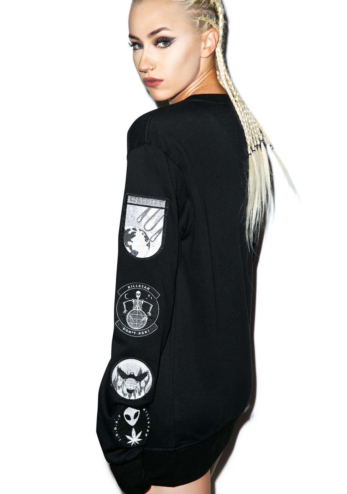 Killstar Nasty Sweatshirt