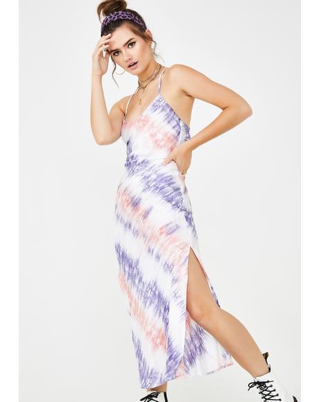 Stellar Visions Maxi Dress