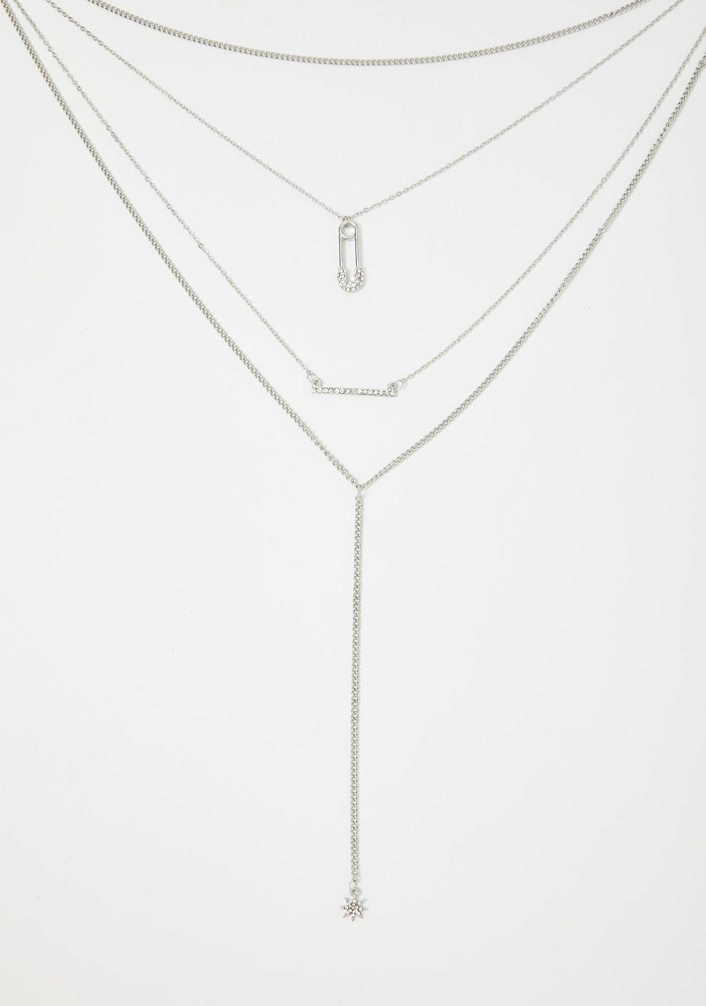High Aspirations Layered Necklace