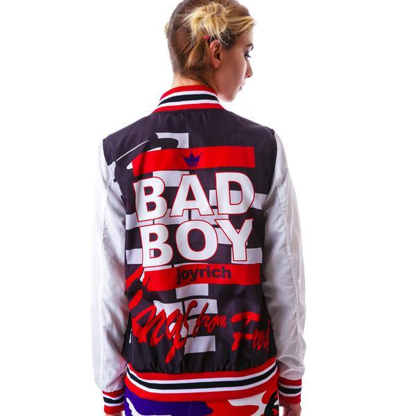Joyrich Bad Boy Kings From Paris Jacket