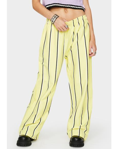 Ronny Striped Pants