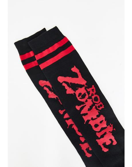 Hellbilly Socks