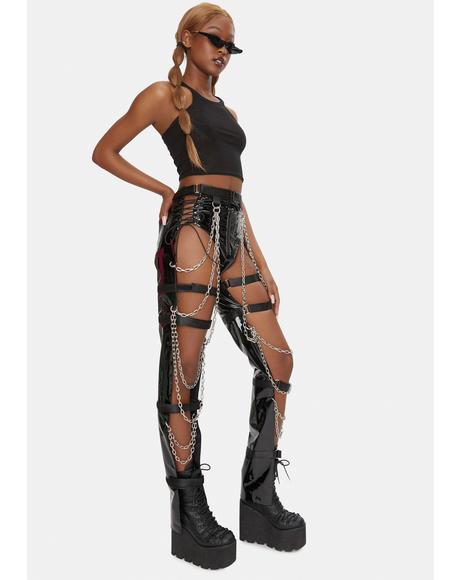 Fetish Chain Pants