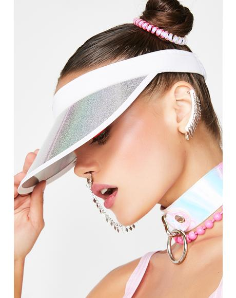 Fairy Dust Hologram Visor