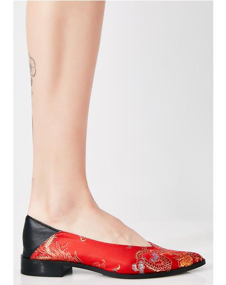 Red Dragon Gladys Flats