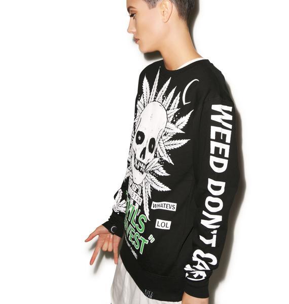 Killstar Devils Harvest Sweatshirt
