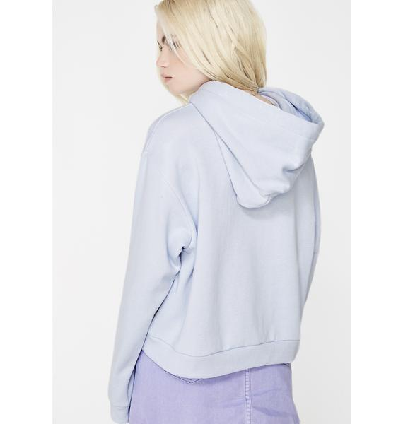 Insight Xenon Blue No Way Hoodie