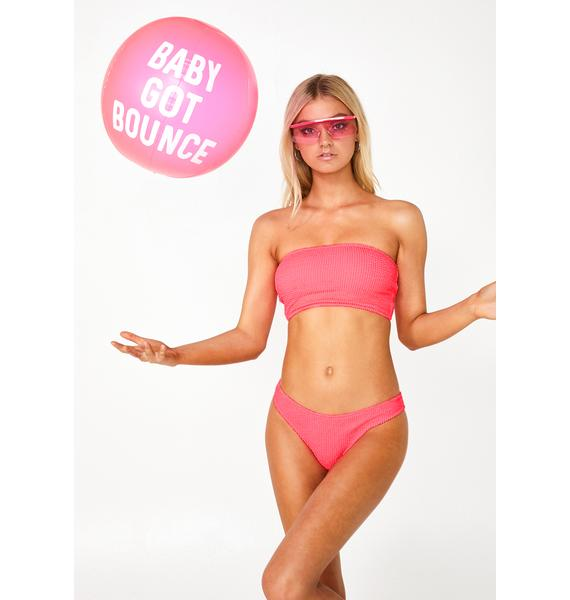 Baby Got Bounce Beach Ball