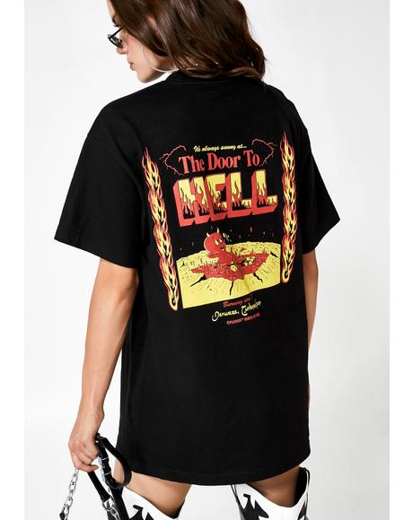 Door To Hell Tee