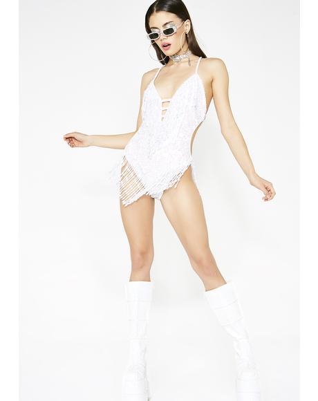 Pearl Shimmy Shimmy Bodysuit
