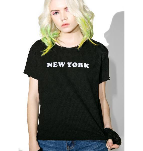 Daydreamer New York Tee