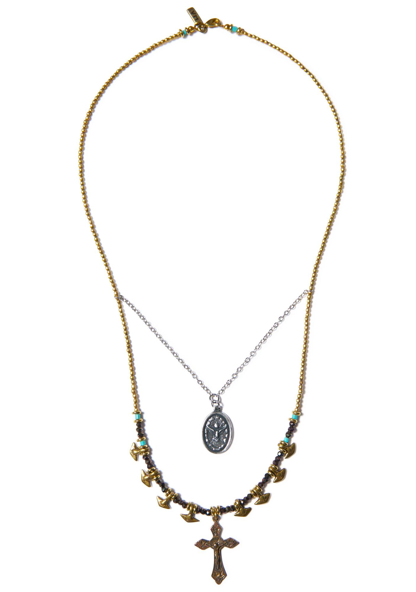 Vanessa Mooney The Magena Necklace