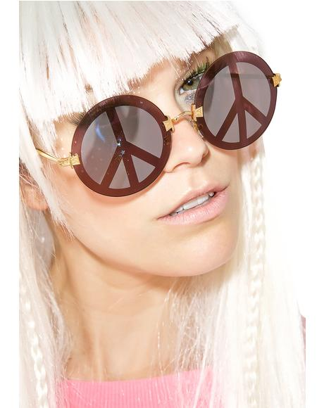 Pearl Deluxe Sunnies