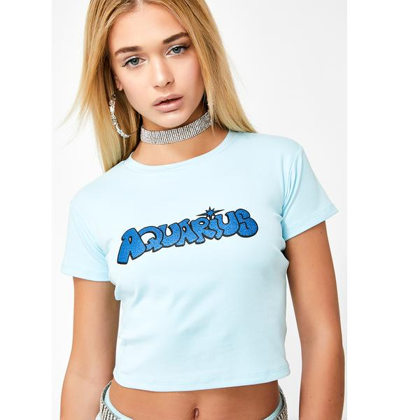 HOROSCOPEZ Airy Aquarius Tee