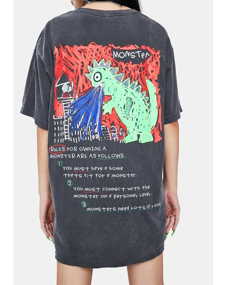 Monster Luv Graphic Tee