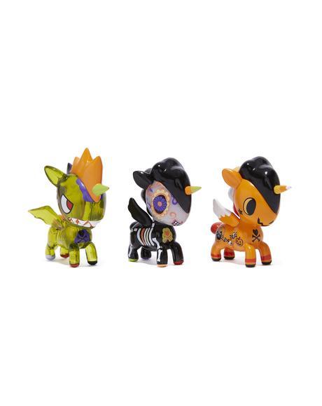 Halloween Unicorno 3 Pack