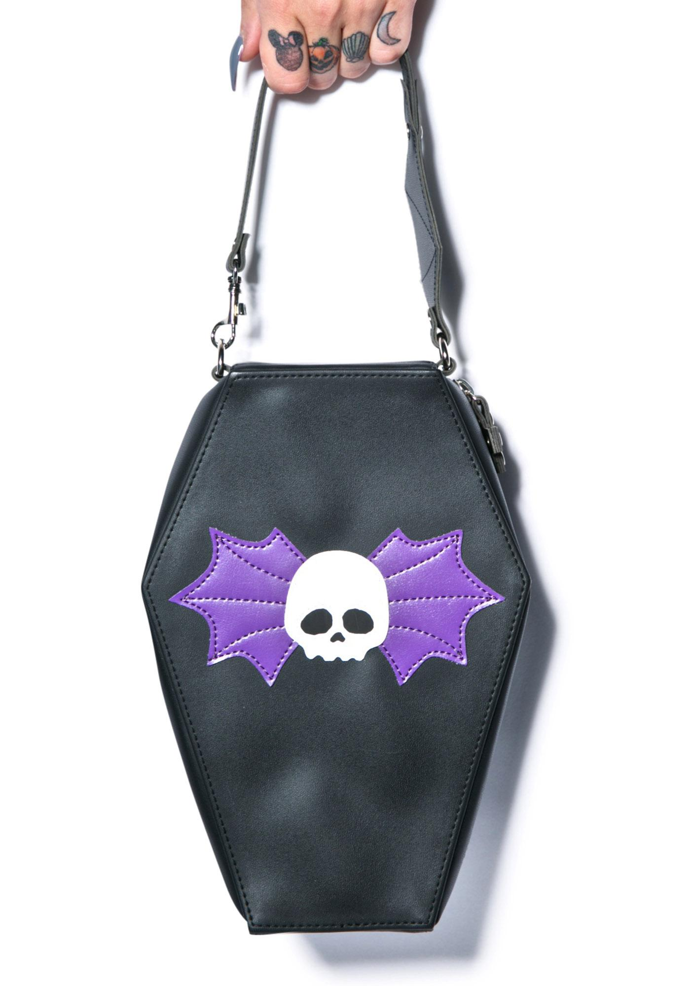Til Death Coffin Bag